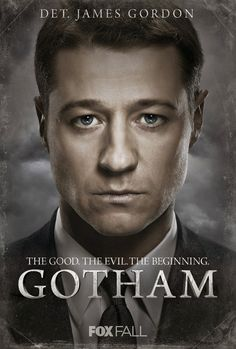 Before there was Batman, there was Gotham. Meet James Gordon, the hero you never knew. Gotham comes to Channel 5 at on Monday the of October. Gotham News, Gotham Tv Series, Smallville, Live Action, Gotham Season 1, James Gordon, Jim Gordon Gotham, Benjamin Mckenzie, Gotham Characters
