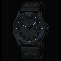 Fancy - Luminox 1879.BO Stainless-Steel Analog Bezel Watch