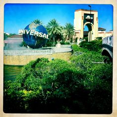Universal Studios Florida, I loved this place. Not nearly enough time to enjoy everything.