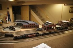 """Rutland Yard"" Kitbashing & scratch building Structures HO 