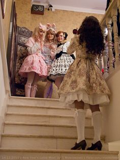 new years lolita summit in moscow.