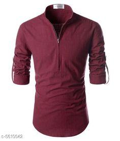 Kurtas Vida Loca Green Color Cotton Designer Kurta For Men Fabric: Cotton Sleeve Length: Long Sleeves Pattern: Solid Multipack: 1 Sizes: S (Chest Size: 38 in Length Size: 29 in)  XL (Chest Size: 44 in Length Size: 30 in)  L (Chest Size: 42 in Length Size: 29.5 in)  M (Chest Size: 40 in Length Size: 29 in) Country of Origin: India Sizes Available: S, M, L, XL   Catalog Rating: ★4 (523)  Catalog Name: Stylish Latest Men Kurta CatalogID_839911 C66-SC1200 Code: 524-5610542-6501