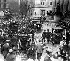 Anger and Anarchy on Wall Street | History | Smithsonian