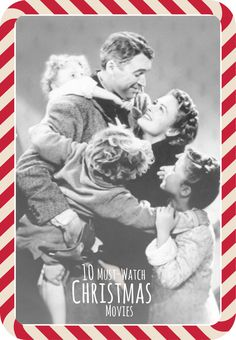 10 Must-Watch Christmas Movies!