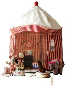 maileg+Circus+Tent+Playset