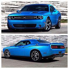 2015 Challenger- what an awesome redesign! Slick. Well done! Love the split in the grill. Definitely love in black! Visit http://www.jimclickdodge.com/