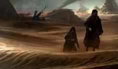 Dune_Concept_Art_Illustration_01_AJ_Trahan