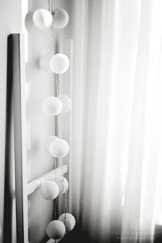 Morning light // Happy lights {ohsosimple.se}