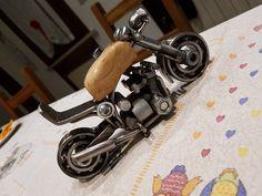 Ho fatto questa moto.
