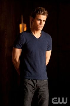 "The Vampire Diaries  ""Night of the Comet""  Pictured: Paul Wesley as Stefan  Photo Credit: Bob Mahoney / The CW  © 2009 The CW Network, LLC. All Rights Reserved."