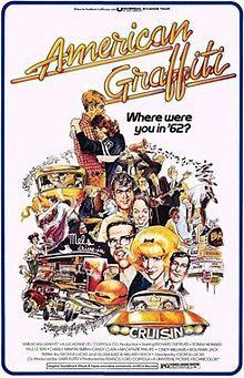 American Graffiti (1973). Such a cool movie!