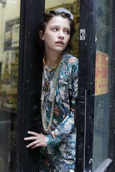 chernova: Teresa Oman by Ira Chernova style - Anastasia Patellis