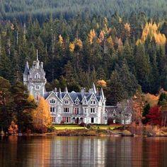Ardverikie, Scotland Castle