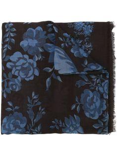 Stella McCartney floral print scarf