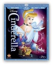 Cinderella Blu-ray DVD Amazon Deal – Only $15.00 We have another HOT Amazon Deal for your this morning!  Right now you can score this Cinderella Two-Disc Diamond Edition Blu-ray/DVD Combo in Bl ...