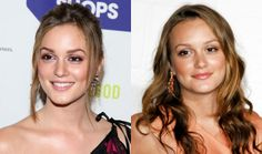 Before and After Celebrity Spray Tans: Leighton Meester