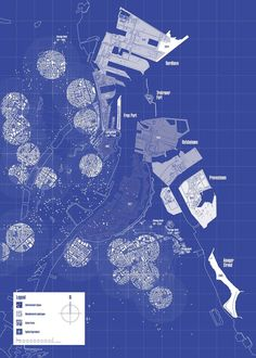 Spatial Activism: Profiling a New Wave of European Architecture Collectives and Their Spatial Manifestos - Mapping - Architektur Architecture Mapping, Architecture Graphics, Architecture Drawings, Architecture Plan, Landscape Architecture, Landscape Steps, Landscape Plans, Site Analysis Architecture, Landscape Designs