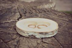 Holz+Ring+Kissen+für+Hochzeit,+Holz+Ring+Box+von+KlikKlakBlocks+auf+DaWanda.com