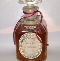 Rare Vintage Guerlain 'Apres L'Ondee' Pure Perfume Extrait 1940-1950th   eBay