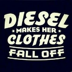 I <3 Diesel trucks
