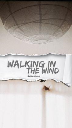 Walking In The Wind   @stylinsonphones