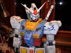Gundam RX-78 - 1:35 scale - Custom Model by anavelgatoh