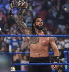 Wwe Roman Reigns, Wwe Wallpapers, Wwe Wrestlers, Roman Empire, Champs, Hot Guys, Wonder Woman, Superhero, Sports