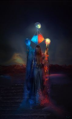To increase the magick you work with master the use of the elements,  learning to balance them in your life  and the world around you.   - Jasmeine Moonsong