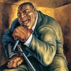 Howlin' Wolf. It's Eee-Val.