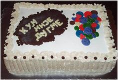 Button cake Button Cake, Birthday Cake, Cakes, Desserts, Food, Tailgate Desserts, Deserts, Cake Makers, Birthday Cakes