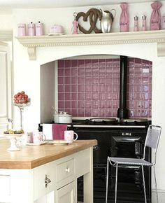 6f010536013e 19 Best purple kitchen cabinets images | All things purple, Lavender ...