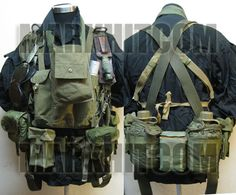 Netherlands Special Forces | Details about MACV-SOG Stabo Extraction harness SF CISO Vietnam 74