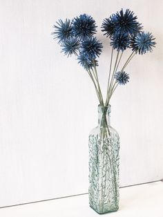 Bouquet of Handmade Dandelion flowers (set of 14)