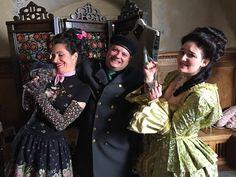 A través de los ojos verdes: Gideon de Villiers: ¡Esmeralda ya tiene trailer!