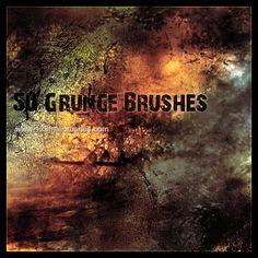 Grunge - Download  Photoshop brush http://www.123freebrushes.com/grunge-246/ , Published in #GrungeSplatter. More Free Grunge & Splatter Brushes, http://www.123freebrushes.com/free-brushes/grunge-splatter/ | #123freebrushes