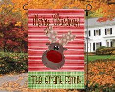Adorable Snowman Garden Flag or Door Hanger.Perfect this holiday season. Christmas Garden Flag, Garden Flags, Burlap, Hanger, Applique, Monogram, Bows, Unique Jewelry, Handmade Gifts