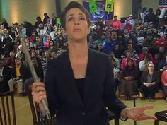 Rachel Maddow's Flint Town Hall Was Television Journalism At Its Finest: Viewers should be holding cable news to a higher standard and demanding more programming like Maddow's intelligent and informative town hall while putting an end to the Fox News/Donald Trump circus of distraction.