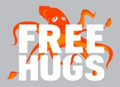 Free Hugs T-Shirt | SnorgTees