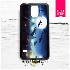 Disney Peterpan Painting Samsung Galaxy S5 Case