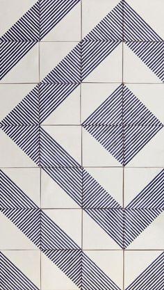 Afbeeldingsresultaat voor badkamertegel diagonale streep