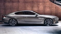 BMW and Italian car design firm Pininfarina have teamed up for the first time to produce the BMW Pininfarina Gran Lusso Coupé. The BMW Pininfarina Gran Bmw Serie 7, Bmw 7 Series, Bmw Concept, Bmw Autos, Auto Motor Sport, Sport Cars, Rolls Royce, Supercars, Nova Bmw