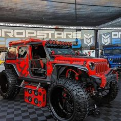 A collection of customized🔧 jeeps that I find cool❄ and interesting. Jeep Wrangler Lifted, Jeep Rubicon, Jeep 4x4, Jeep Truck, 2017 Jeep Wrangler Unlimited, Jeep Wrangler Custom, Lifted Ford, Chevy Trucks, My Dream Car