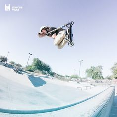 Derek Seay, scooter rider from Arizona. Get the free app right now  http://ride.rs