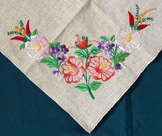 hugarian ebrodariey | Elizabeth's Hungarian Embroidery Heirlooms