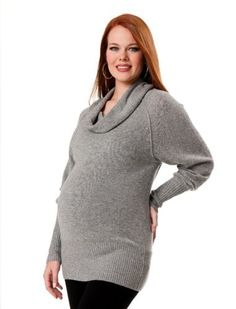 A Pea in the Pod Collection: Long Sleeve Relaxed Maternity Sweater A Pea in the Pod. $169.99