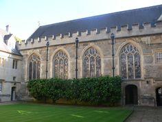 Oxford, Lincoln College Chapel