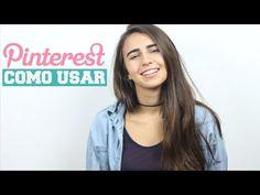 Como baixar imagens/arquivos corretamente do Pinterest - YouTube