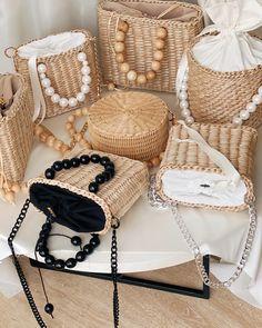 Straw Handbags, Purses And Handbags, Leather Handbags, Leather Bags, Leather Briefcase, Pink Leather, Bag Women, Work Bags, Crochet Handbags