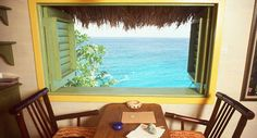 Butterfly Suite | The Caves Negril, Jamaica | Island Outpost - Our favorite room so far...