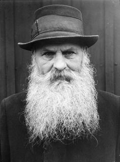 The Swedish National Heritage Board has uploaded many wonderful photos (esp of men with marvelous beards!) to flickr.